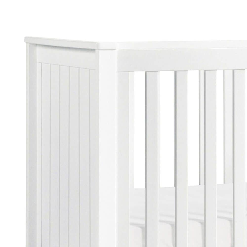 DaVinci Asher 3-In-1 Convertible Crib in White, , large