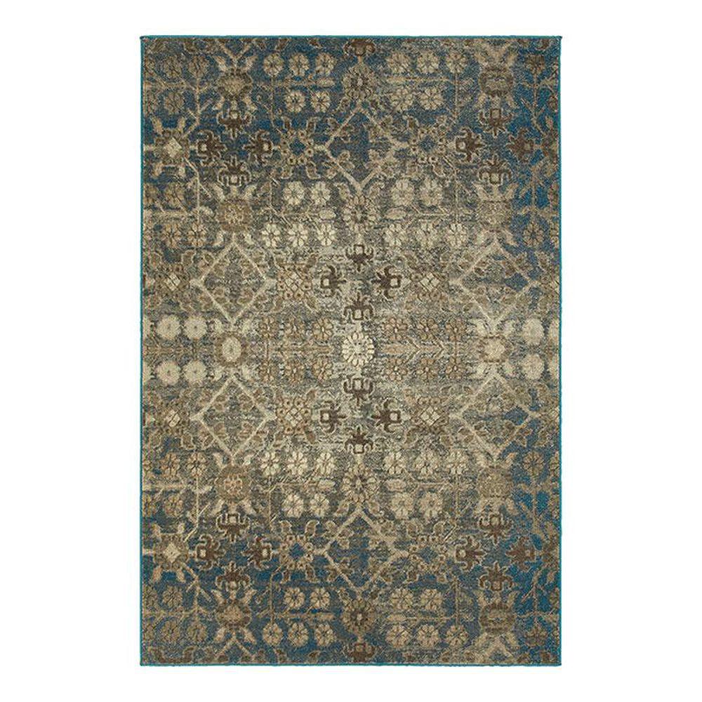"Oriental Weavers Pasha 8020L 2'3"" x 7'6"" Beige Runner, , large"