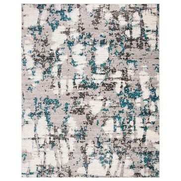 "Safavieh Skyler SKY193B 10"" x 14"" Grey and Blue Area Rug, , large"