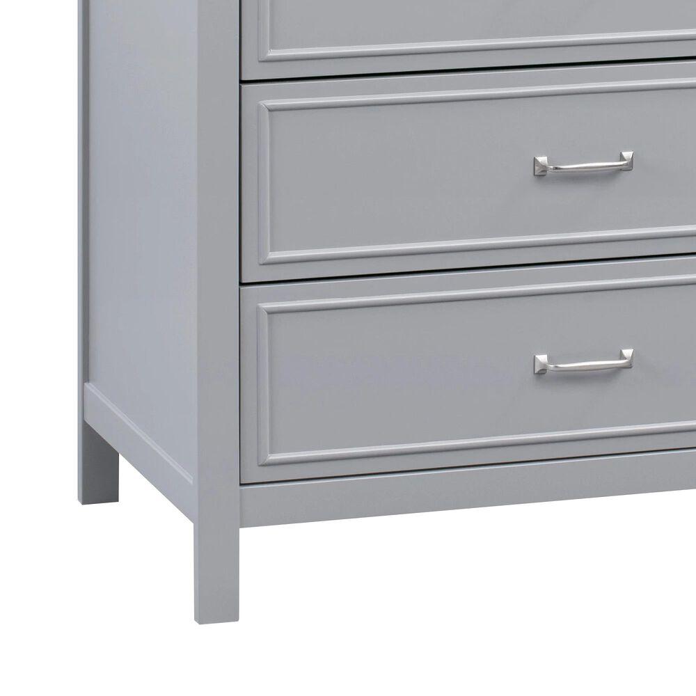 New Haus Charlie 3 Drawer Dresser in Grey, , large