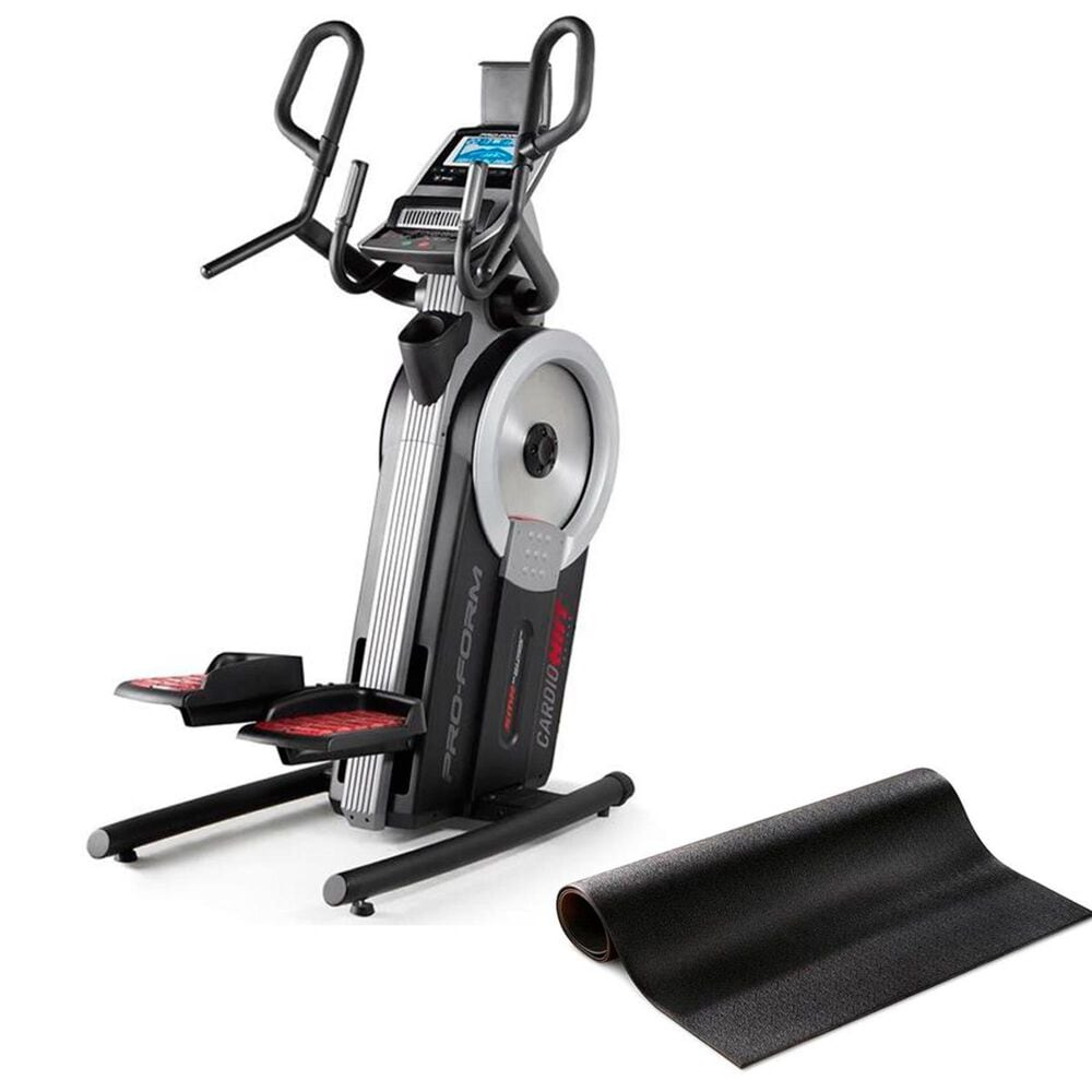 ProForm Smart Cardio HIIT Trainer and Equipment Floor Mat, , large