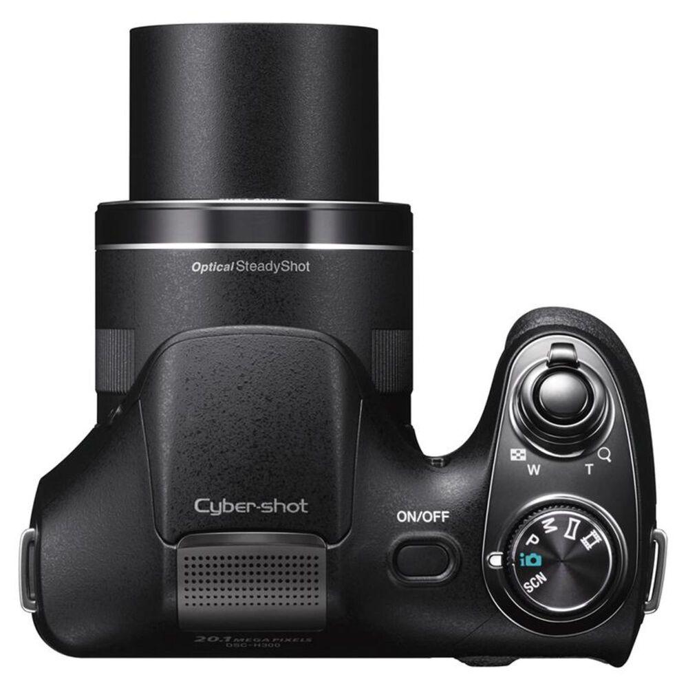 Sony Cyber-shot DSC-H300 Digital Camera , , large