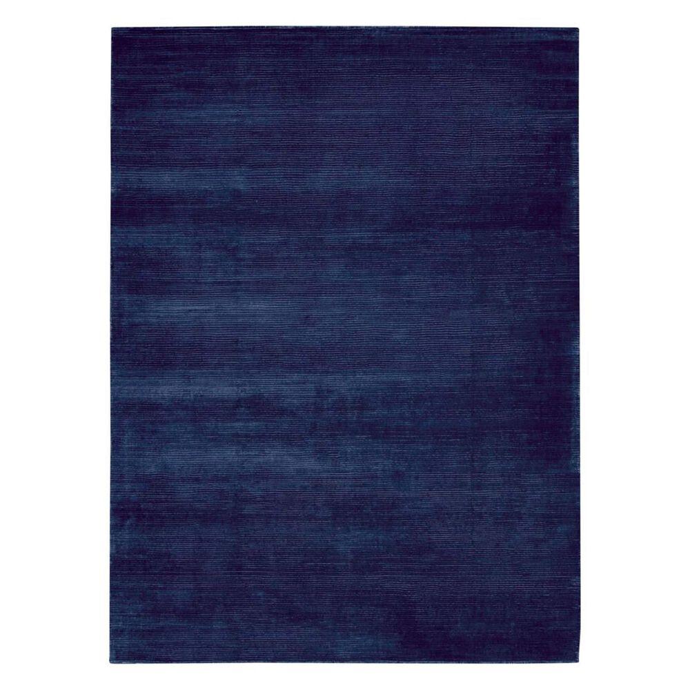 "Calvin Klein Home Lunar CK18 LUN1 7'9"" x 10'10"" Klein Blue Area Rug, , large"