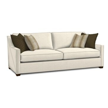 Lexington Furniture Zavala Wright Sofa in Cream, , large