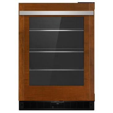 """Jenn-Air 24"""" Undercounter Glass Door Refrigerator with Left Swing, , large"""