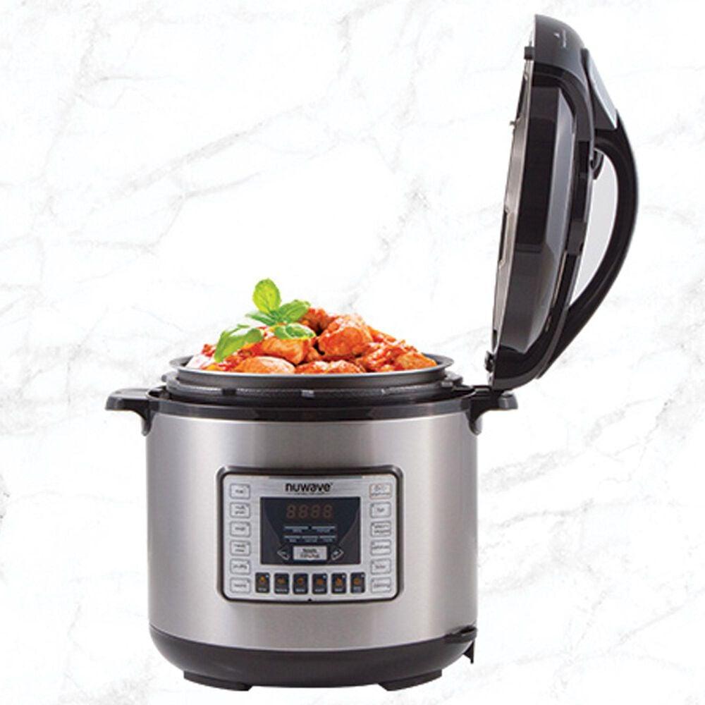 NuWave 8 Quart Pressure Cooker, , large