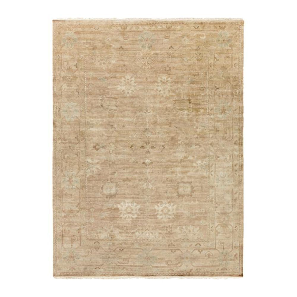 """Surya Hillcrest HIL-9012 8"""" x 11"""" Cream, Tan, Brown and Rust Area Rug, , large"""
