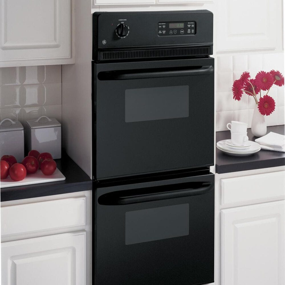 "GE Appliances 24"" Double Wall Oven, , large"