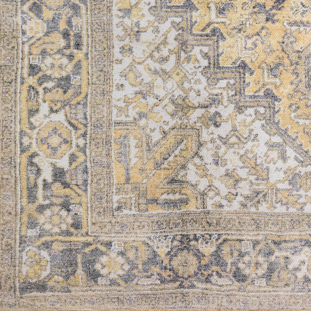 "Dalyn Rug Company Amanti AM3 8'6"" x 12'9"" Gold Area Rug, , large"