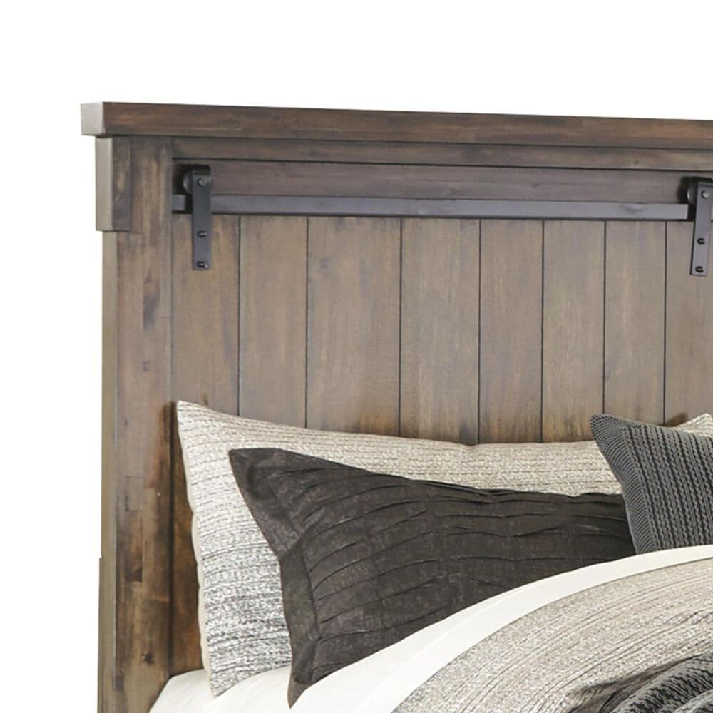 Signature Design by Ashley Lakeleigh Queen Panel Bed in Brown, , large