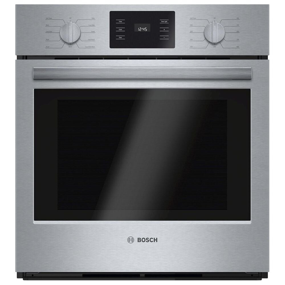 "Bosch 27"" Single Electric Wall Oven in Stainless Steel, , large"