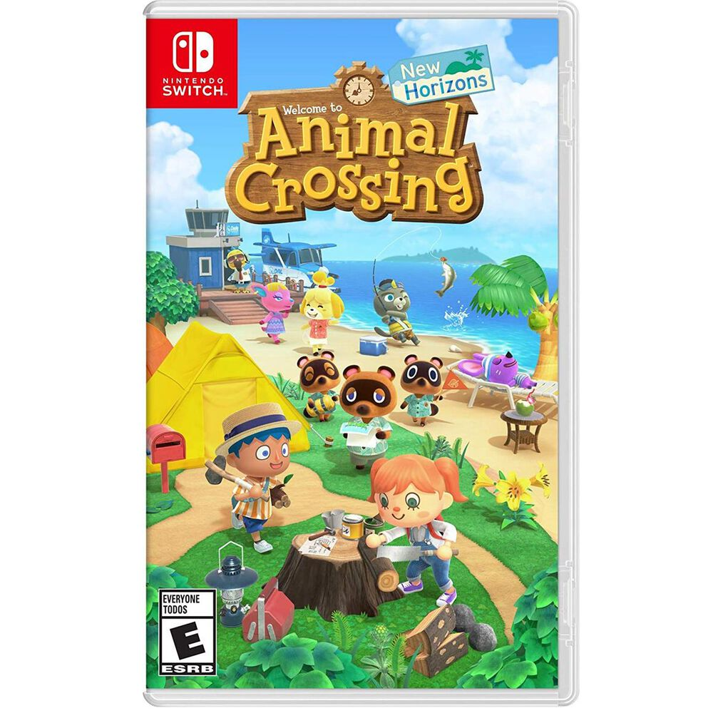 Nintendo Animal Crossing: New Horizons - Switch, , large