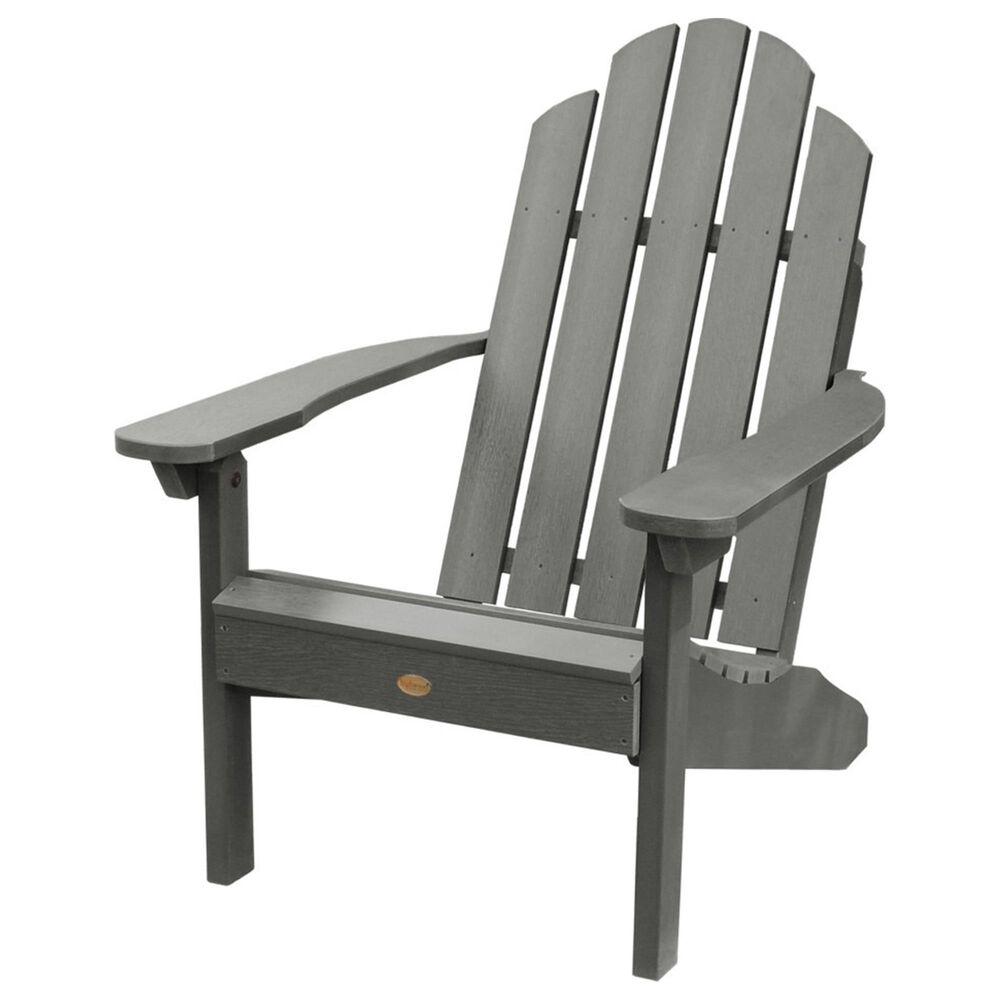 Highwood USA Classic Westport 3-Piece Adirondack Chair Set in Coastal Teak, , large