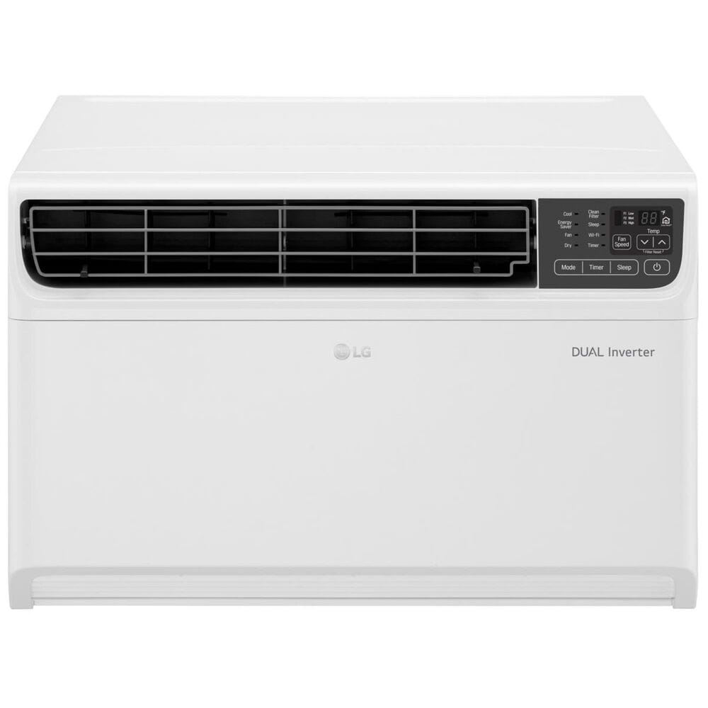 LG 14,000 BTU DUAL Inverter Smart Wi-Fi Enabled Window Air Conditioner , , large