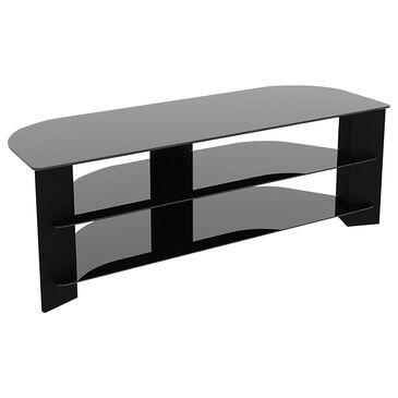 """AVF Group Varano 55"""" Corner TV Stand in Black, , large"""