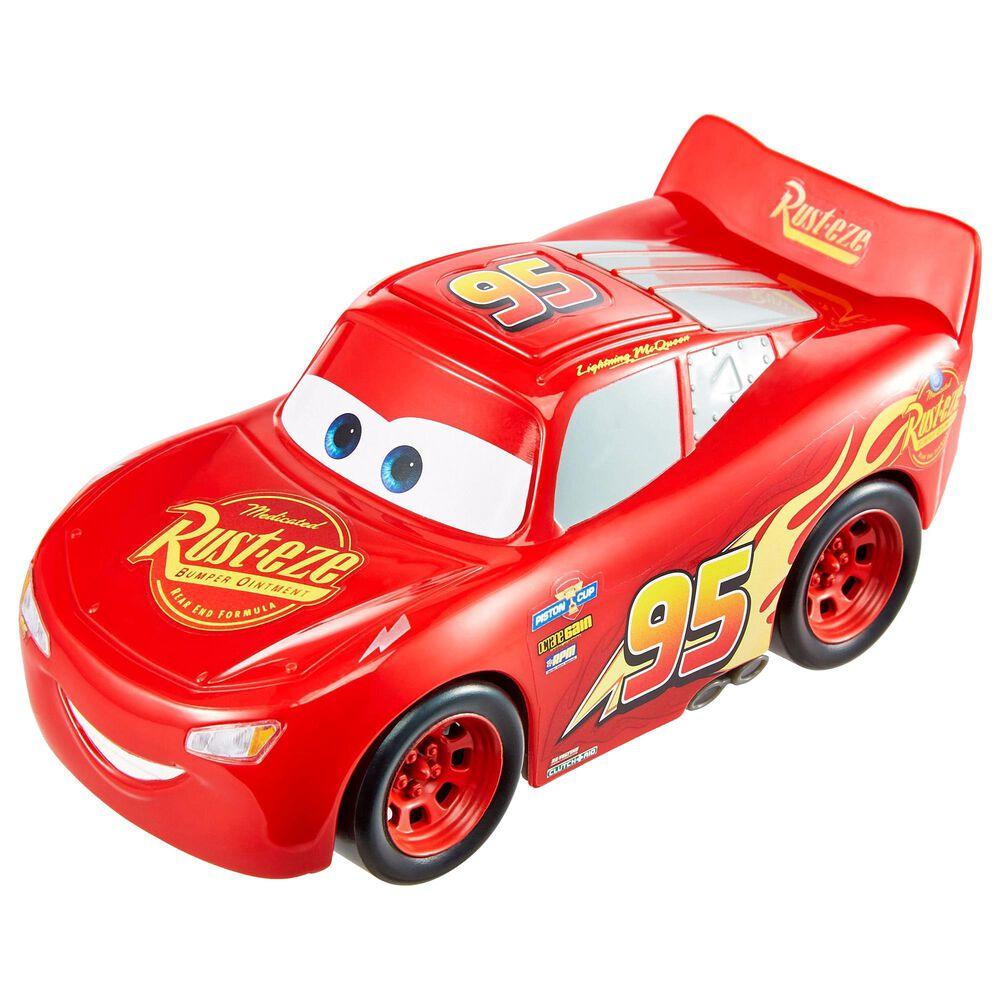 Disney-Pixar Cars Track Talkers Lightning McQueen, , large