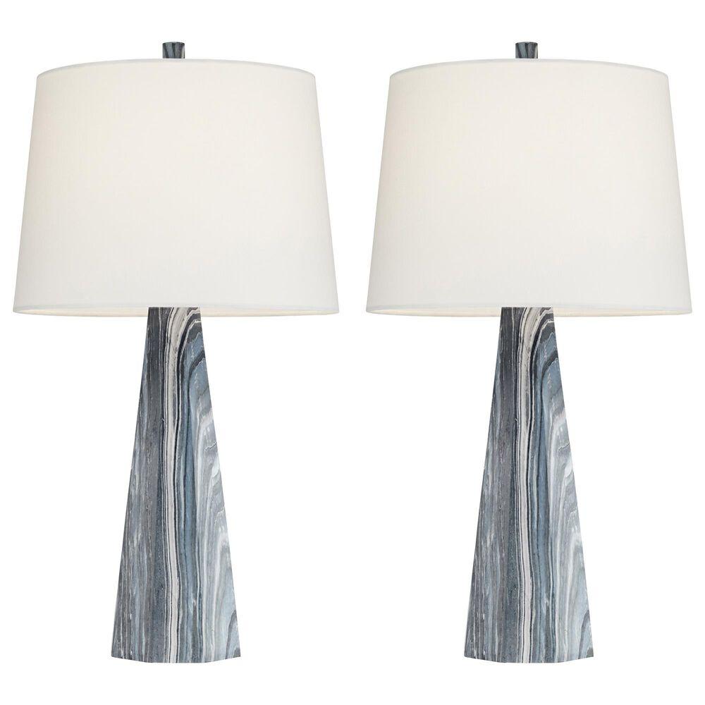 Pacific Coast Lighting Bluestone Table Lamp in Multicolor (Set of 2), , large