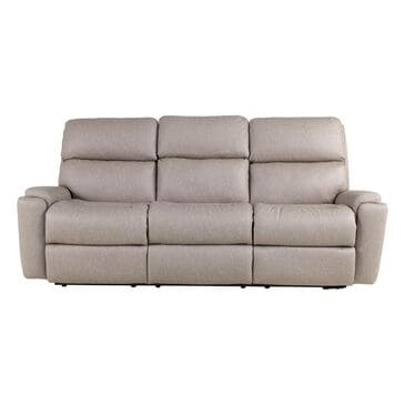 Flexsteel Rio Power Reclining Sofa with Power Headrest in Flint, , large