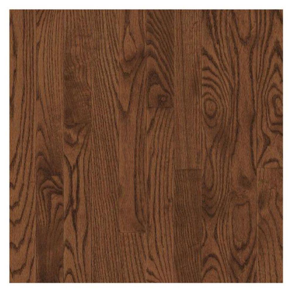 Bruce Dundee Plank Saddle Oak Hardwood, , large
