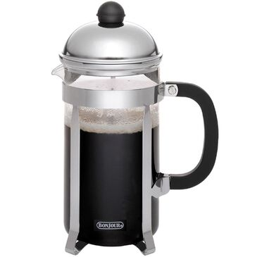 Bon Jour 8-Cup Monet French Press in Silver, , large