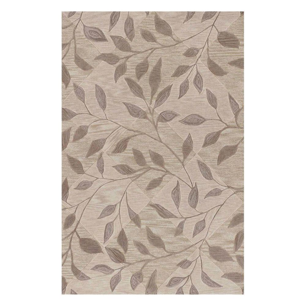 Dalyn Rug Company Studio SD21 8' x 10' Ivory Area Rug, , large