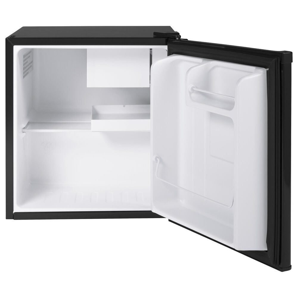 Hotpoint 1.7 Cu. Ft. Compact Refrigerator in Black, , large
