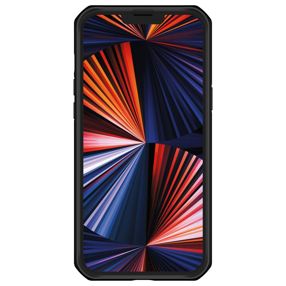ITSkins Hybrid Carbon Case for Apple iPhone 13 in Carbon, , large