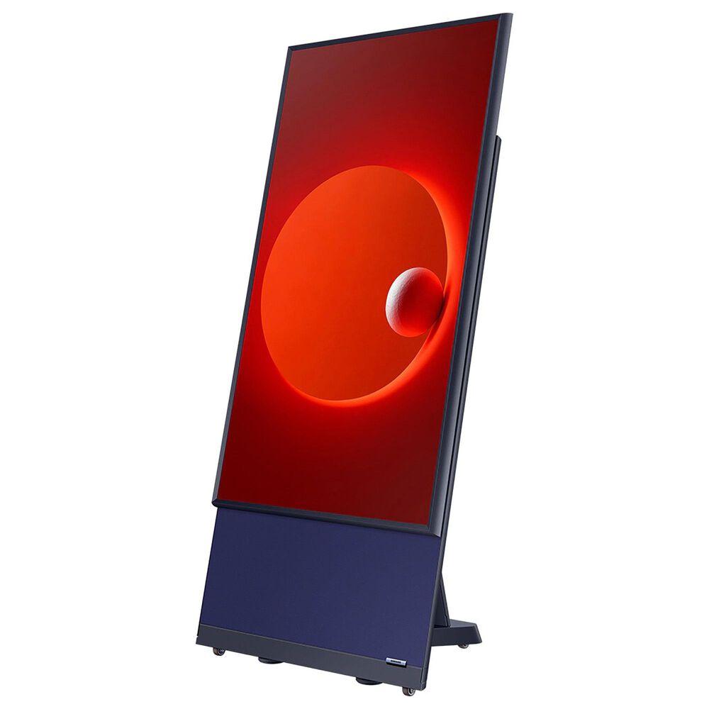Samsung The Sero Wheels TV Floor Stand in Black, , large