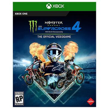 Monster Energy Supercross 4 - Xbox One, , large