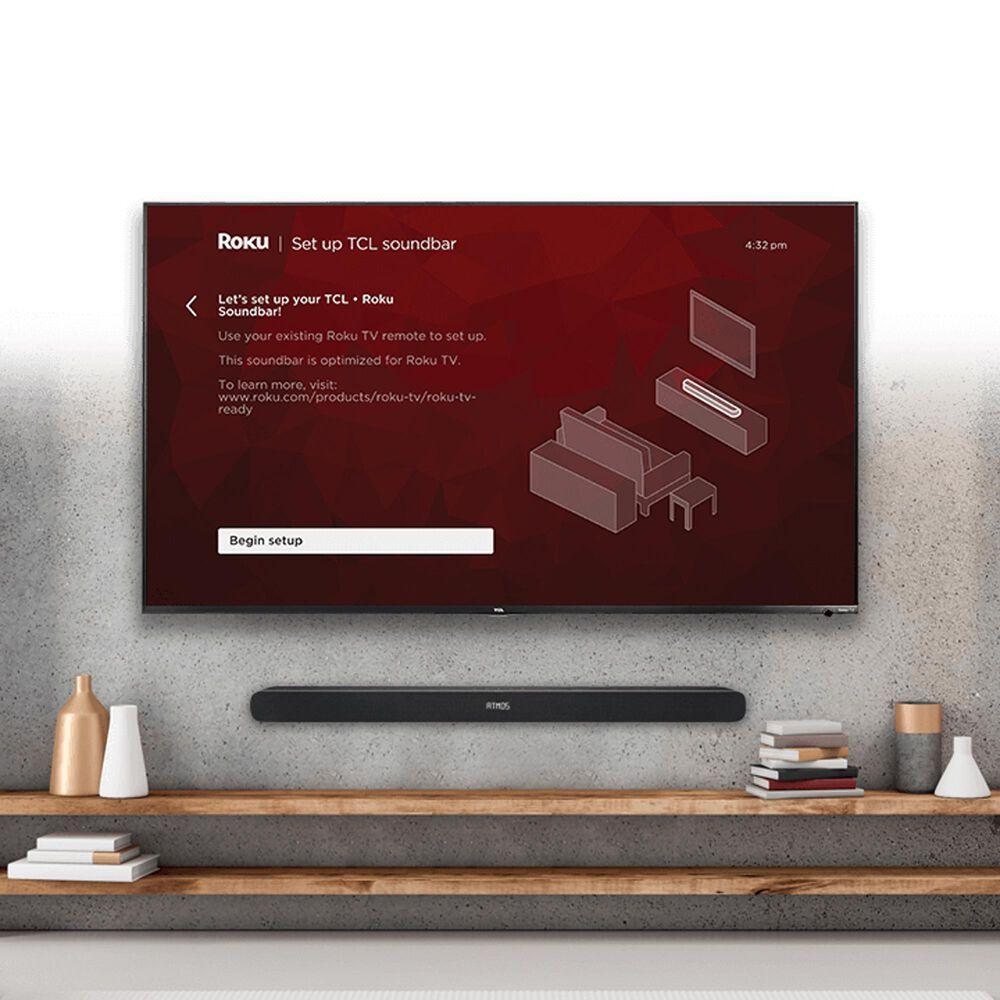 TCL Alto 8I 2.1 Channel Dolby Atmos Roku TV Ready Soundbar in Black, , large