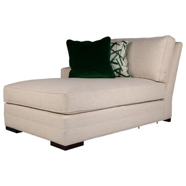 Century Cornerstone Chaise in Off White Crypton, , large