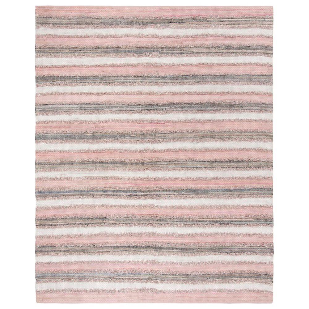 Safavieh Montauk 8' x 10' Pink Area Rug, , large
