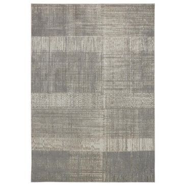 """Feizy Rugs Aura 3736F 8"""" x 11"""" Gold and Beige Area Rug, , large"""