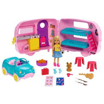 Barbie Club Chelsea Camper, , large