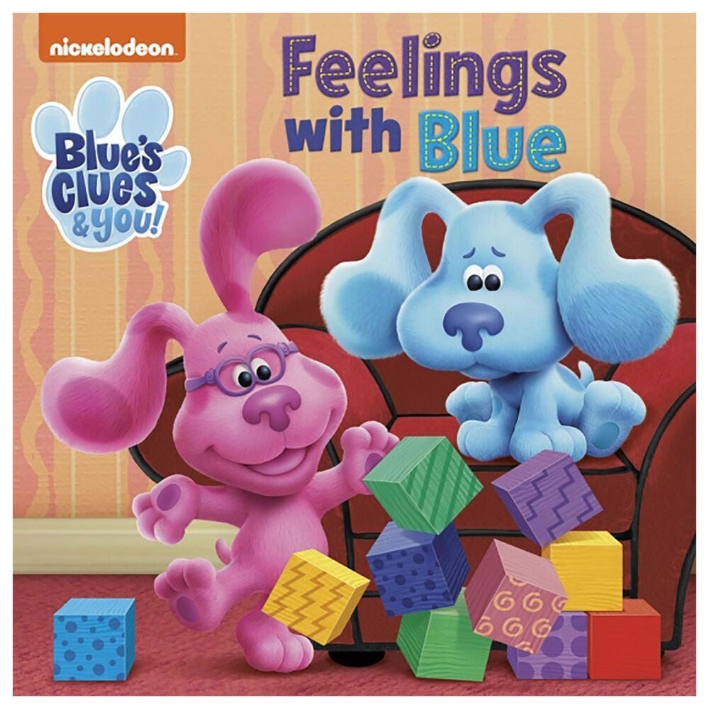 Feelings with Blue (Blue's Clues & You), , large