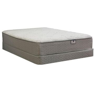 Omaha Bedding Berkshire Regent Gel Firm Queen Mattress with High Profile Box Spring, , large