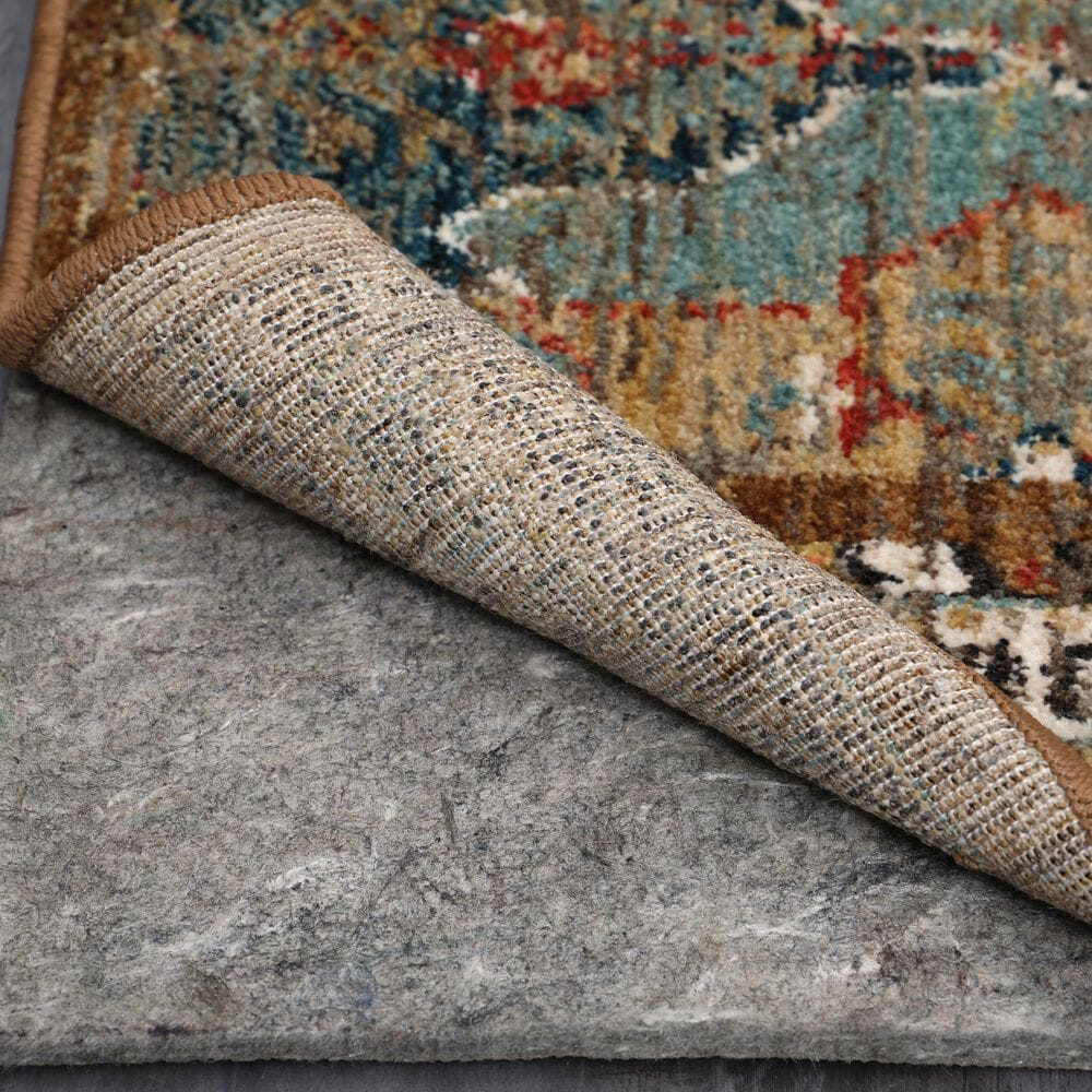 Karastan Studio 92004 8' x 10' Taupe Area Rug, , large