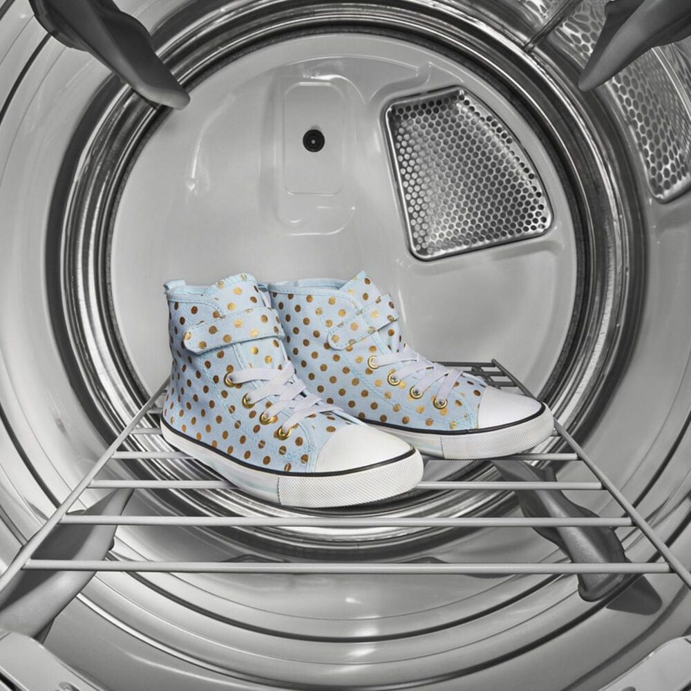 Whirlpool 7.4 Cu. Ft. Gas Dryer with Steam in White, , large