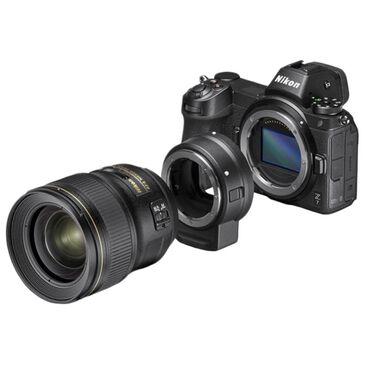 Nikon Z7 Mirrorless Digital Camera with 24-70mm Lens + FTZ Mount Adapter, , large
