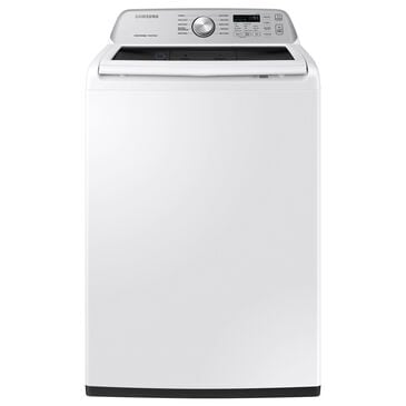 Samsung 4.5 Cu. Ft. Top Load Washer with Active WaterJet in White, , large