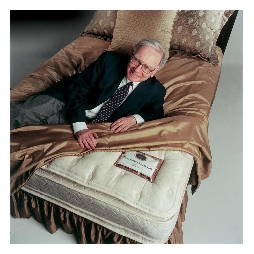 Omaha Bedding Berkshire Ultra Rest Firm California King  Mattress Only, , large