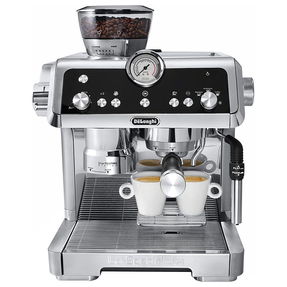 Delonghi La Specialista Espresso Machine in Stainless Steel, , large