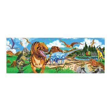 Melissa & Doug 48-Piece Land of Dinosaurs Floor Puzzle, , large