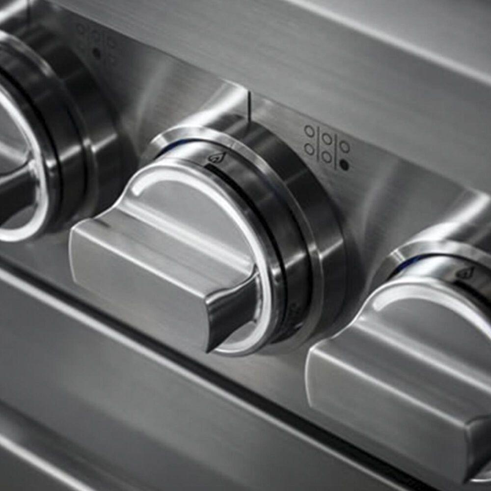 "Dacor Heritage Self 30"" Liquid Propane Dual Fuel Range in Stainless Steel, , large"