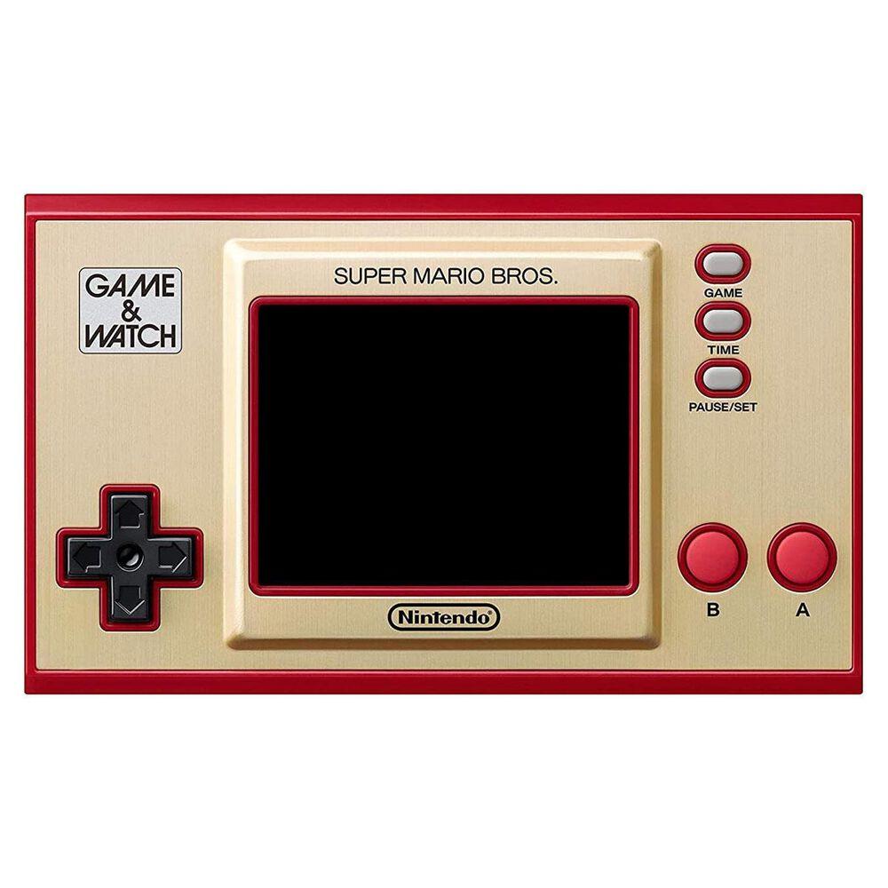 Nintendo Game & Watch: Super Mario Bros, , large