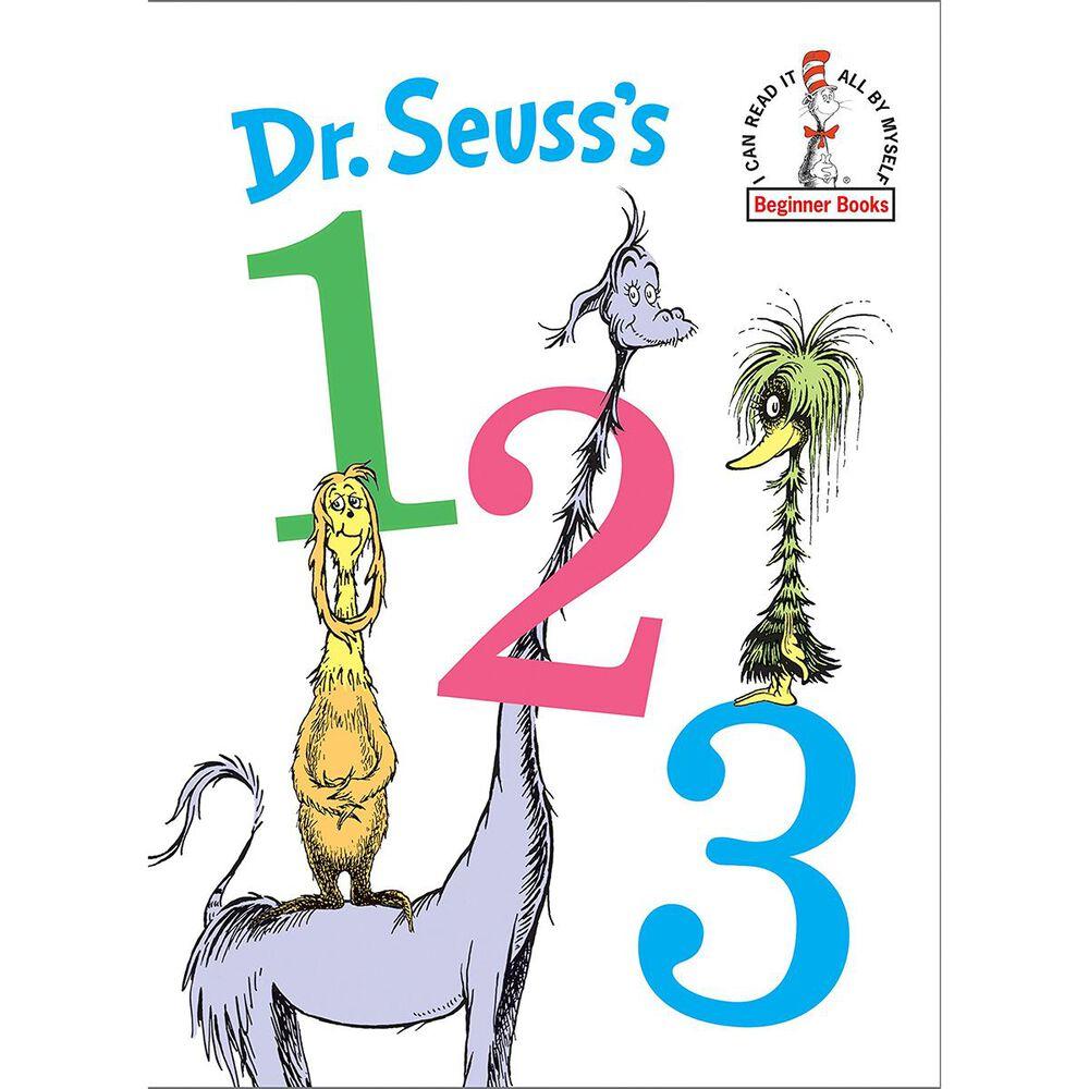 Dr. Seusss 1 2 3, , large