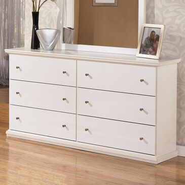 Signature Design by Ashley Bostwick Shoals Dresser in White, , large
