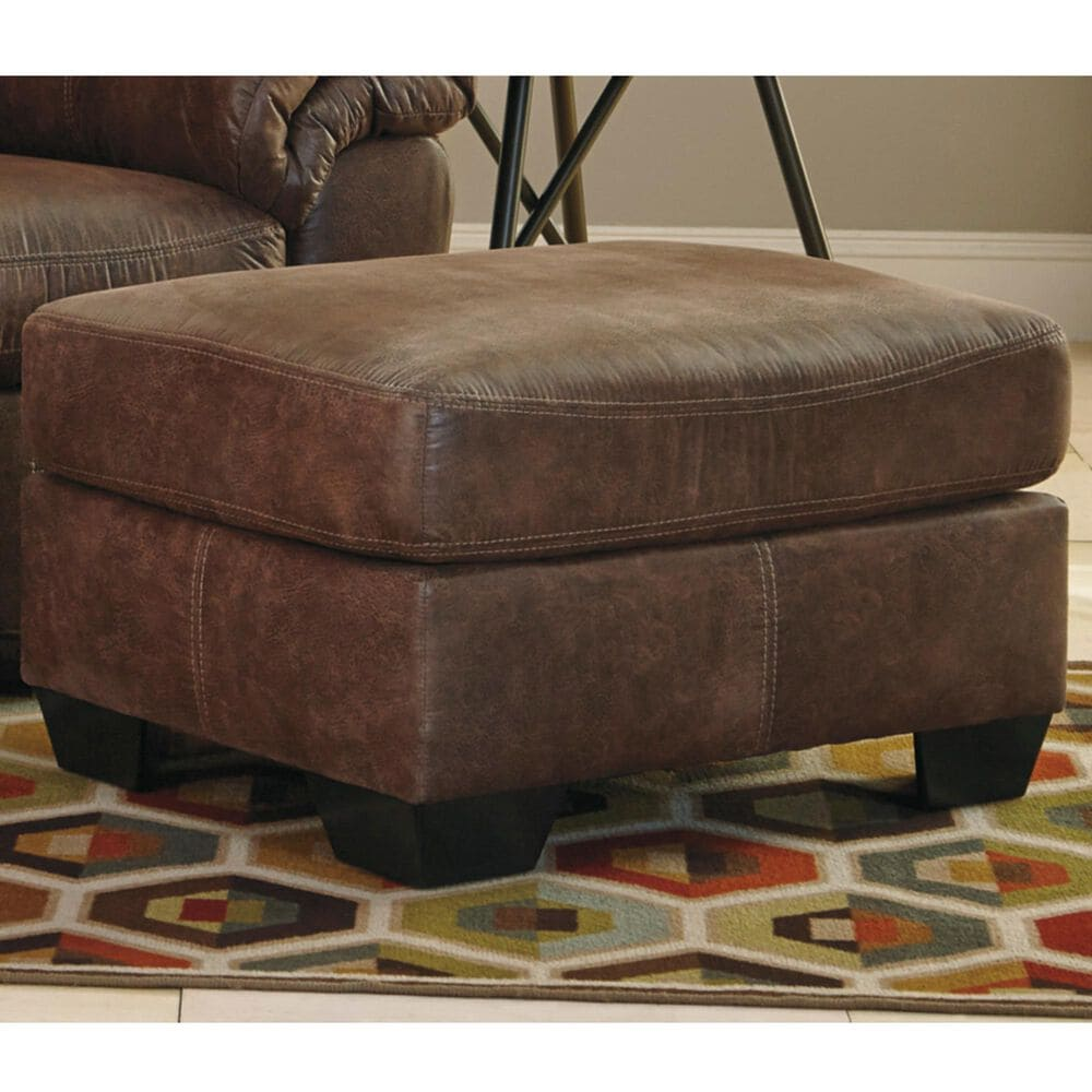 Signature Design by Ashley Bladen Ottoman in Coffee, , large