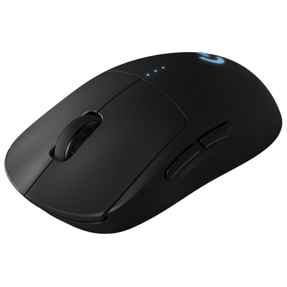 Logitech Pro Wireless Gaming Mouse in Black, , large