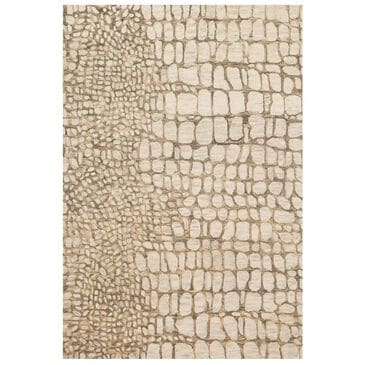 "Loloi Masai MAS-03 2'3"" x 3'9"" Neutral Scatter Rug, , large"